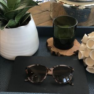 Kate Spade New York tortoiseshell sunglasses